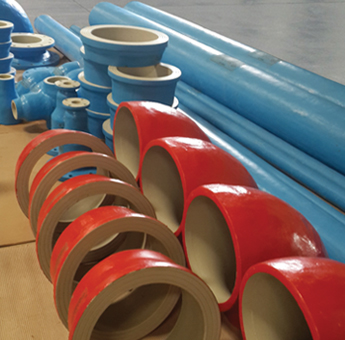 Pipes and Fittings, Filament Wound Pipes, Bends, Tees